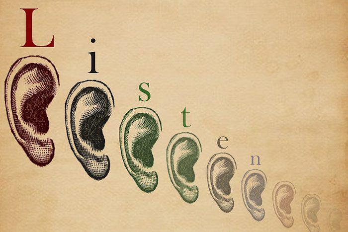 Luisterend oor